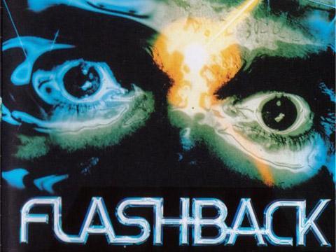 Caratula de Flashback para Megadrive