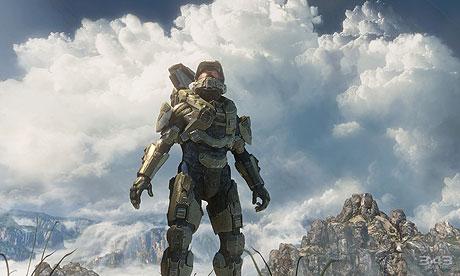 Halo 4 en xbox 360