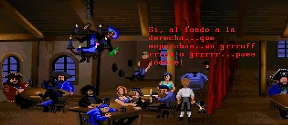 Monkey Island  (10-2)