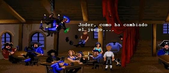 Monkey Island  (10-3)