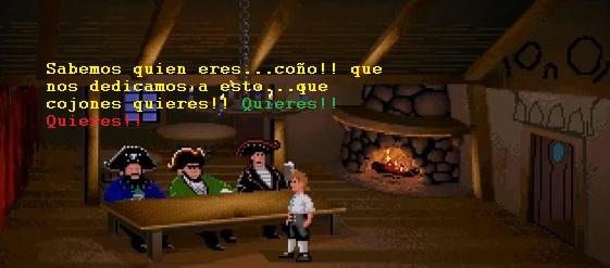 Monkey Island  (11-1)