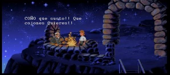 Monkey Island  (2)