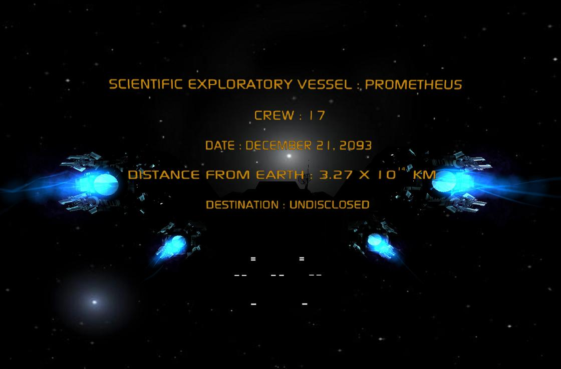 Prometheus Mod3