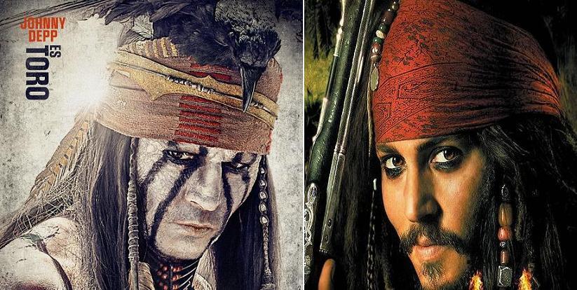 Llanero solitario Jack Sparrow
