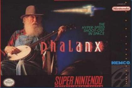 phalax viejo banjo super nintendo